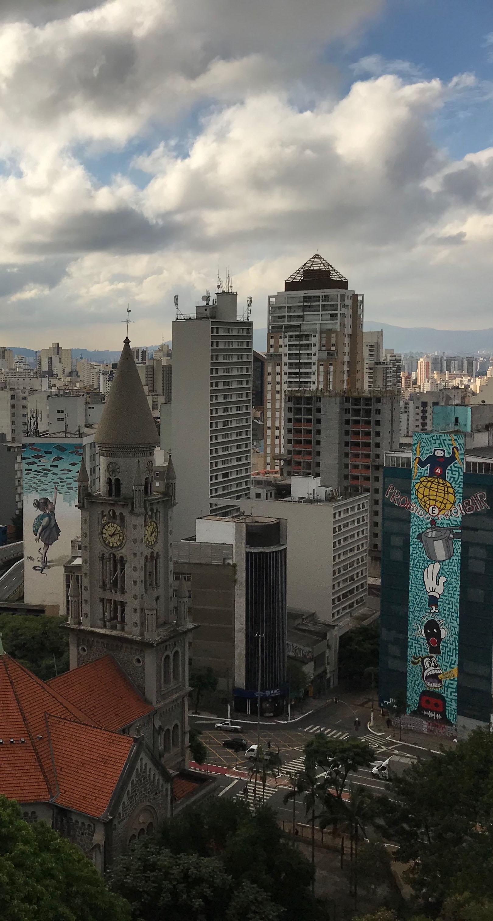 A pandemia e a cidade de São Paulo: Impactos no comportamento e expectativas para o futuro