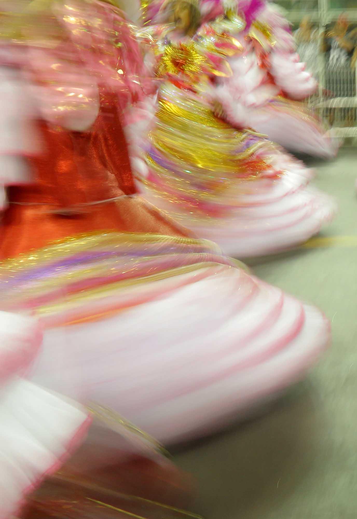Relatório da pesquisa de perfil de público no Carnaval Paulistano 2018