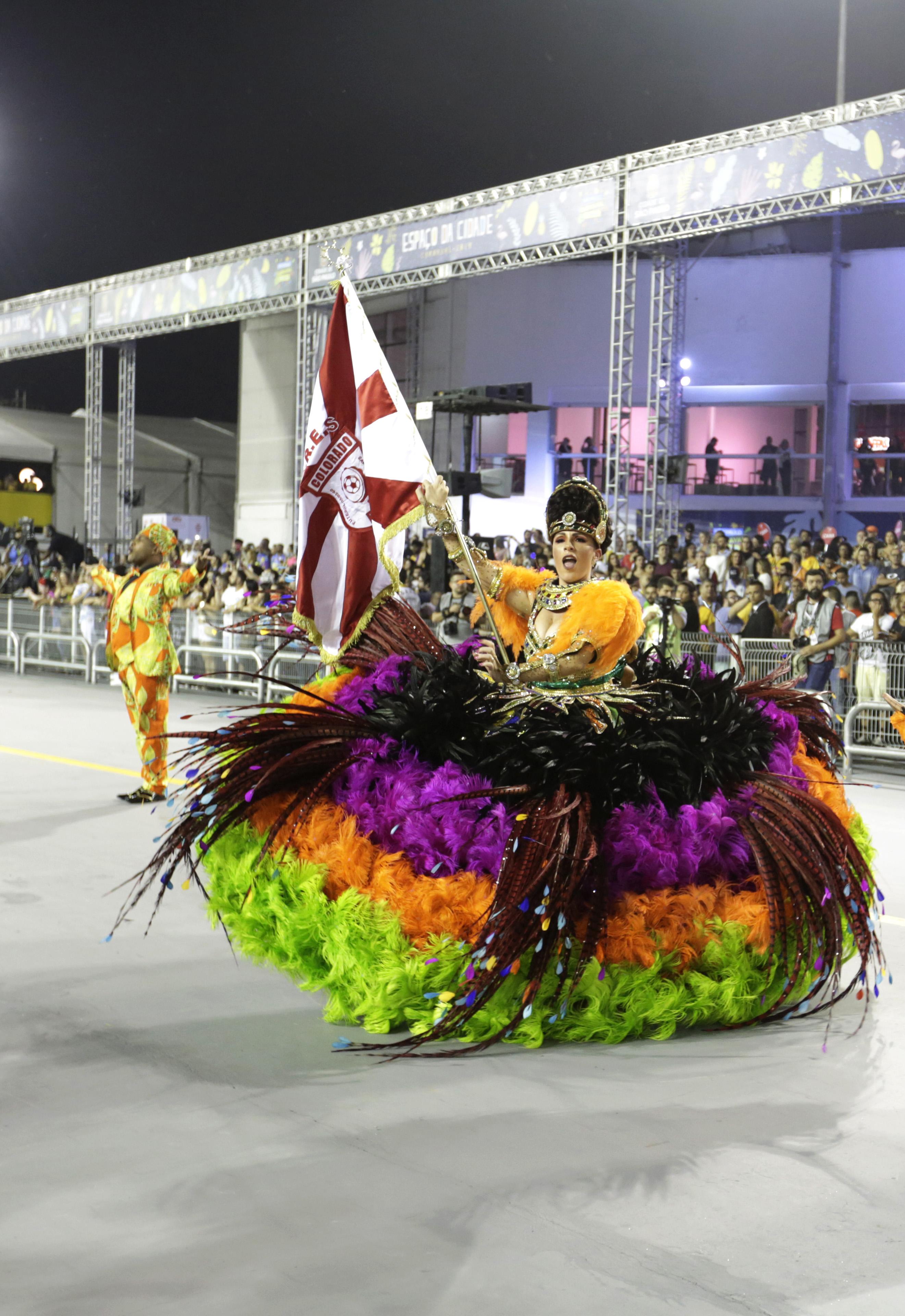 Relatório da pesquisa de perfil de público no Carnaval Paulistano 2019