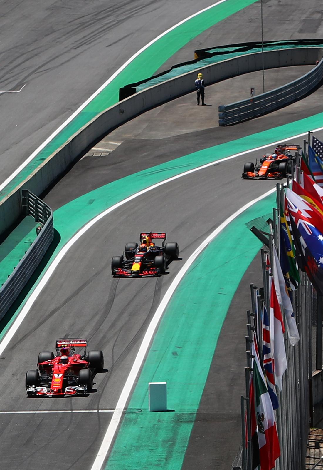 Relatório da pesquisa de perfil de público no GP Brasil de F1 2017
