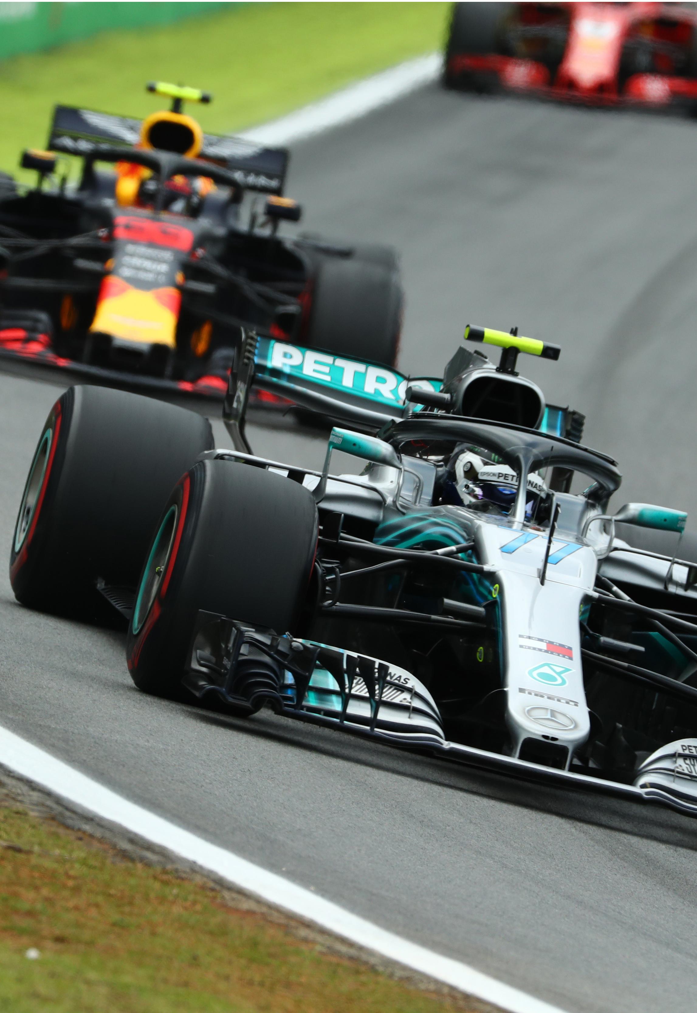 Relatório da pesquisa de perfil de público no GP Brasil de F1 2018