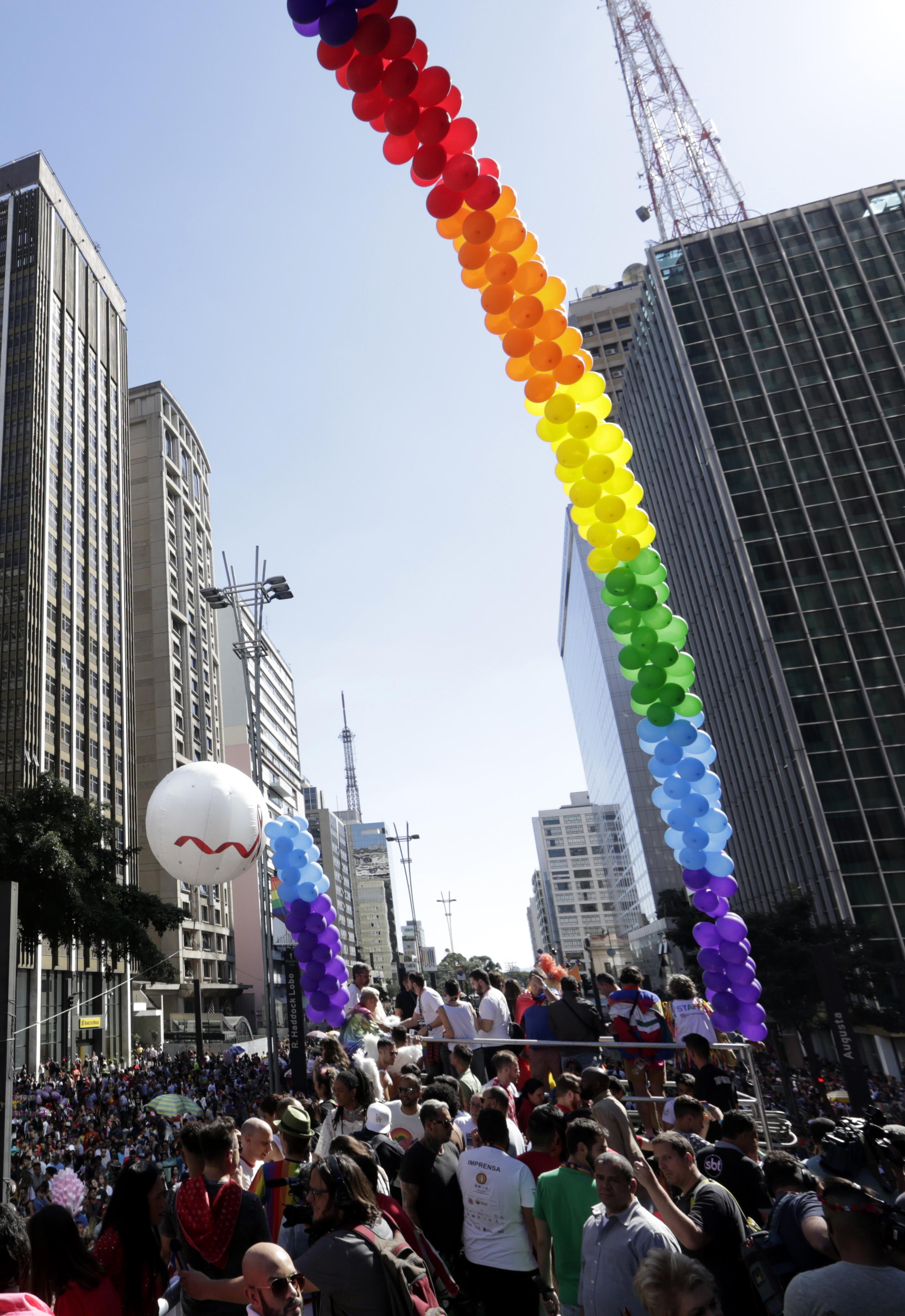 Relatório da pesquisa de perfil de público na na Parada LGBT 2019