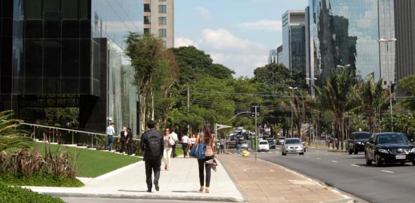 Avenida Faria Lima - José Cordeiro/SPTuris